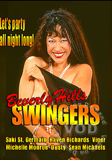 Beverly Hills Swingers Box Cover