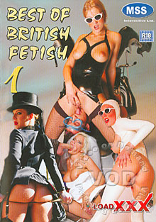 Best Of British Fetish Box Cover