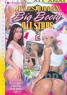 Jules Jordan Big Booty All Stars 2 Box Cover