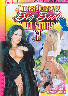 Jules Jordan Big Boob All Stars 2 Box Cover