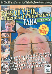 Resolved By Corporal Punishment 5 Tara Box Cover