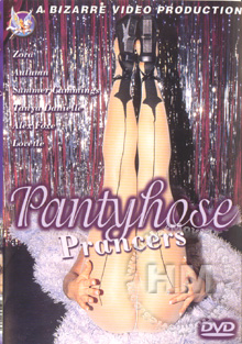 Pantyhose Prancers Box Cover