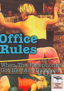 Office Rules Box Cover