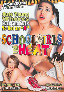 Schoolgirls In Heat Box Cover