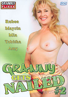Granny Gets Nailed #2 Box Cover