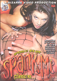 Spank Me Please... Box Cover