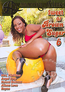 Sweet As Brown Sugar 6 Box Cover