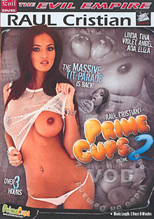Prime Cups Volume 2 Box Cover