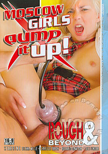 Moscow Girls Pump It Up Box Cover