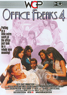 Office Freaks 4 Box Cover