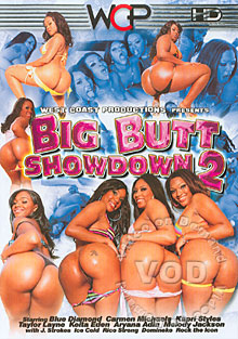 Big Butt Showdown 2 Box Cover
