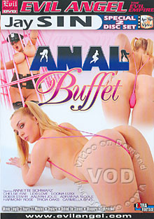 Anal Buffet (Disc 1) Box Cover