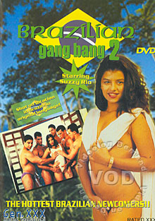 Brazilian Gangbang 2 Box Cover