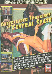 Cheerleader Spanking At Central State Box Cover