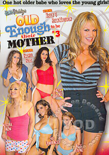 Old Enough To Be Their Mother #3 Box Cover