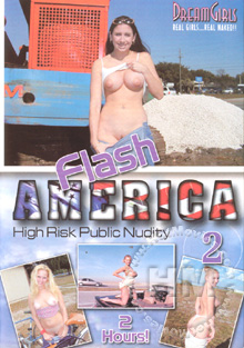 Flash America 2 Box Cover