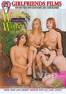 Women Seeking Women Volume 53 Box Cover