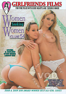 Women Seeking Women Volume 54 Box Cover