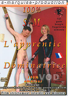 L'Apprentie Dominatrice Box Cover