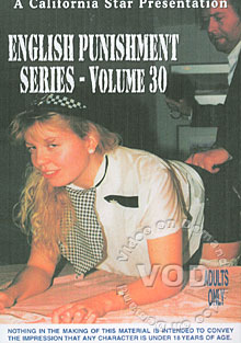 English Punishment Series 30 Box Cover