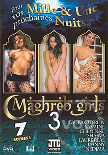 Maghreb Girls 3 Box Cover