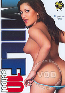 MILF School 10 Box Cover