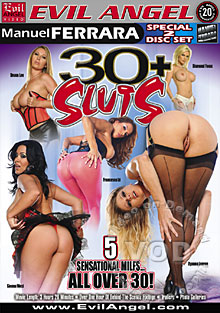 30 Plus Sluts - Disc 1