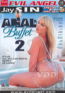 Anal Buffet 2 (Disc 1) Box Cover