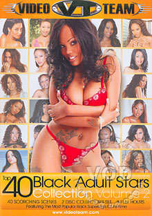 Top 40 Black Adult Stars Collection 2 (Disc 1)