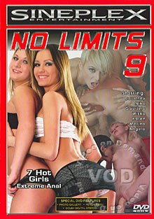 No Limits 9 Box Cover