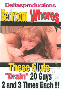 Bedroom Whores Box Cover