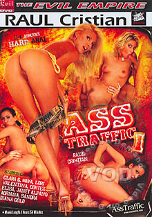 Ass Traffic Vol. 1 Box Cover