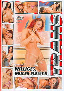 Williges, Geiles Fleisch Box Cover