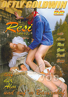 Resi Auf Der Alm Teil 12 Box Cover