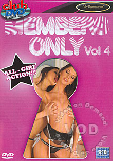 Members Only Vol. 4 Box Cover