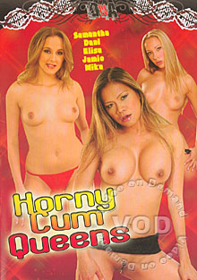 Horny Cum Queens Box Cover