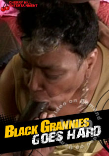 Black Grannie Goes Hardcore Box Cover