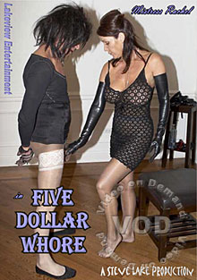 Five Dollar Whore Box Cover