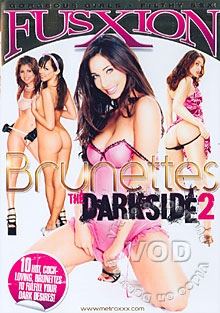 Brunettes - The Darkside 2 Box Cover