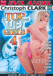 Top Wet Girls 4 Box Cover