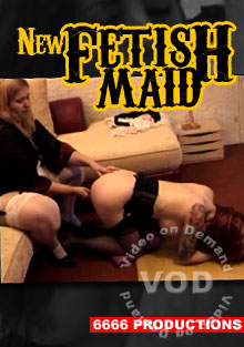 New Fetish Maid Box Cover