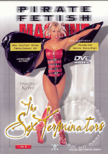 The Sex Terminators Box Cover
