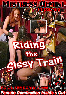 Riding The Sissy Train Box Cover