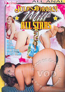 Jules Jordan MILF All-Stars 2 Box Cover