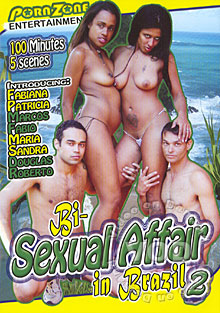 Bi-Sexual Affair In Brazil 2 Box Cover