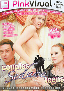 Couples Seduce Teens Vol. 14 Box Cover