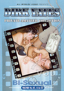 Dirk Yates Private Amateur Collection Volume 127 - Bi-Sexual Box Cover