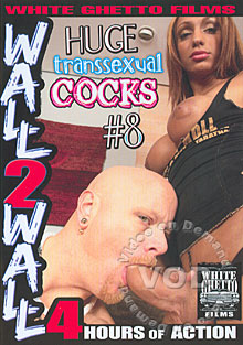 Huge Transsexual Cocks #8 Box Cover