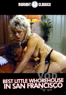 Best Little Whorehouse In San Francisco Box Cover