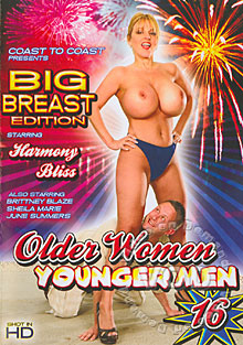 Older Women Younger Men 16 - Big Breast Edition Box Cover